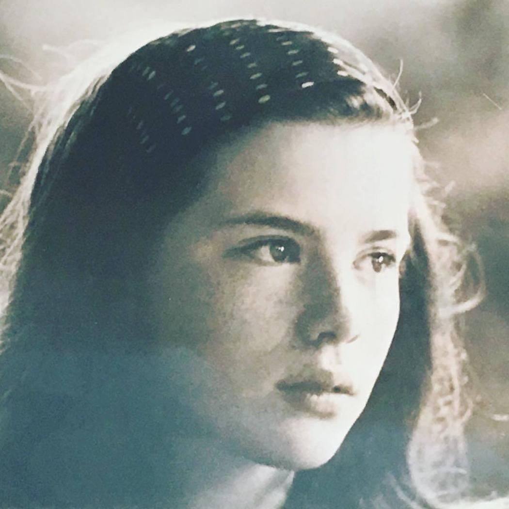 凱特貝琴薩17歲時靈秀過人,就已被好色影壇大亨意圖染指。圖/摘自Instagra