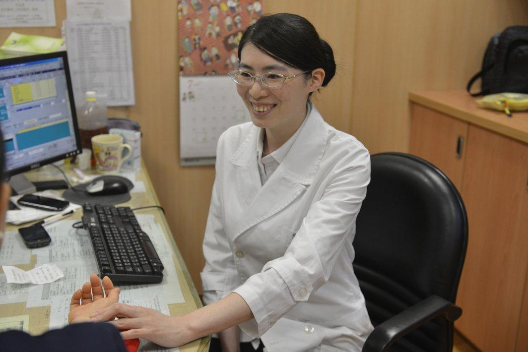 台北慈濟醫院中醫部醫師吳佩青。圖/台北慈濟醫院提供