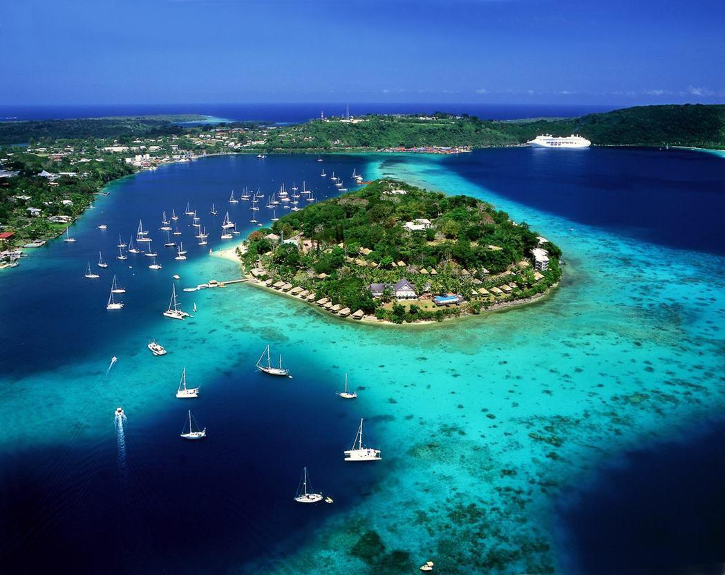 太平洋島國萬那杜提供外來者用比特幣申請投資公民身分。(圖/路透)