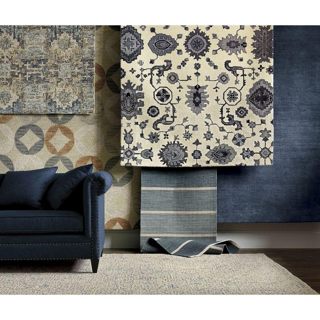 購買家具享地毯8折加購優惠。圖/Crate and Barrel提供