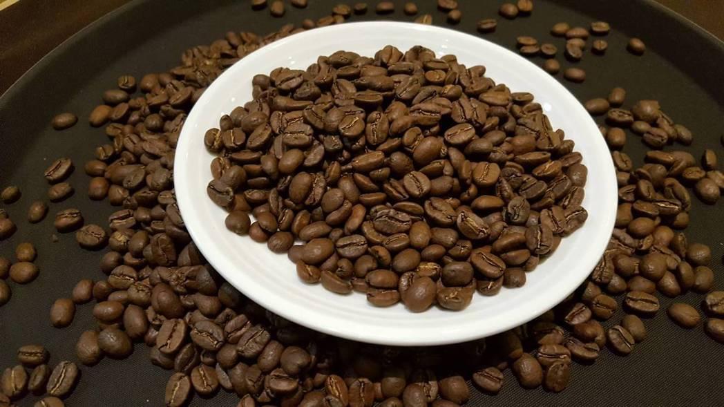 宏都拉斯古斯曼小農咖啡。記者陳睿中/攝影