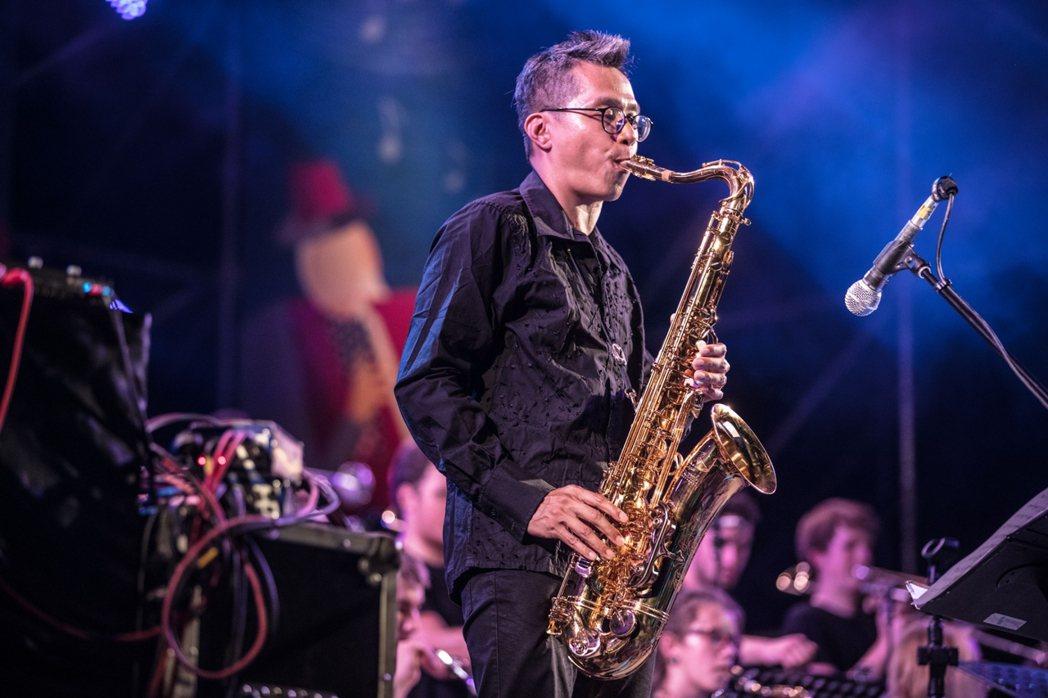 2017台中爵士音樂節今年有美國、加拿大、荷蘭、德國、法國、比利時、義大利…等1...