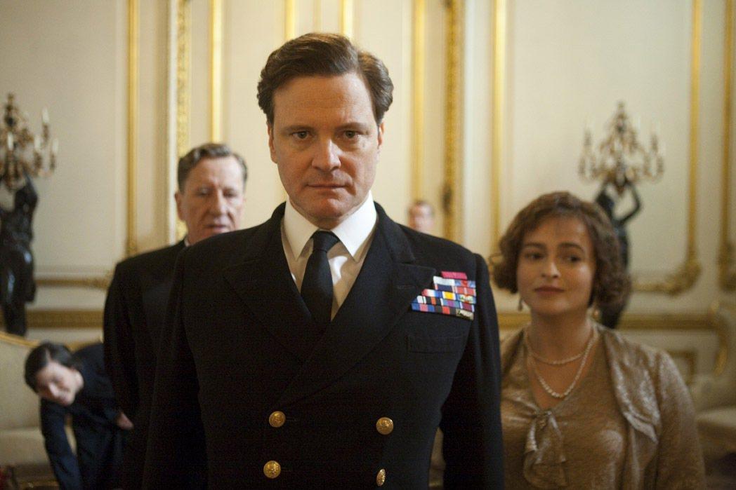 「王者之聲:宣戰時刻」也是哈維溫斯坦一手送上奧斯卡大贏家寶座。圖/摘自imdb