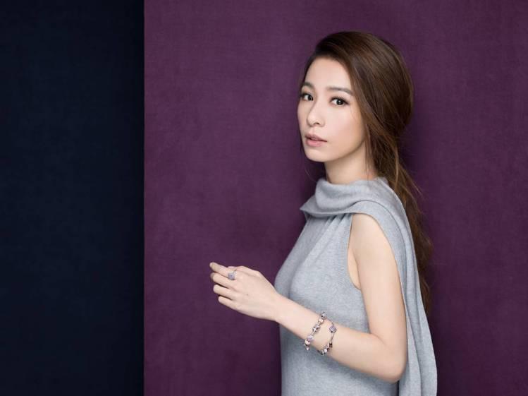 PANDORA年度品牌大使田馥甄Hebe展演秋季全新Geometric Glow...