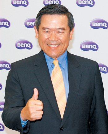 明基醫董事長陳其宏。 (本報系資料庫)