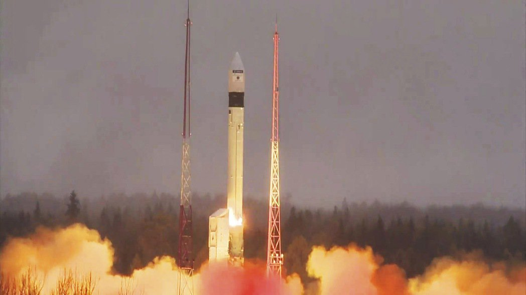 路透社報導,哨兵5號(Sentinel-5P)衛星13日從普列塞茨克(Plese...