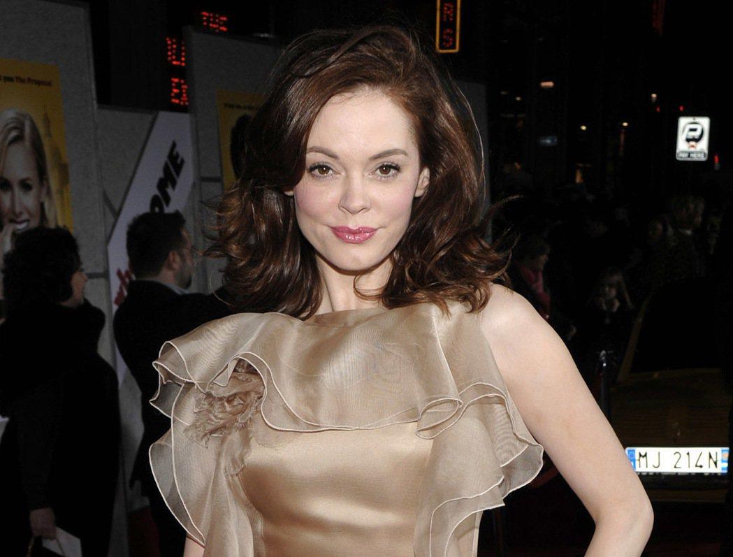 美國女星羅絲麥高恩(Rose McGowan)是第4名指控曾遭溫斯坦強暴的女性。...