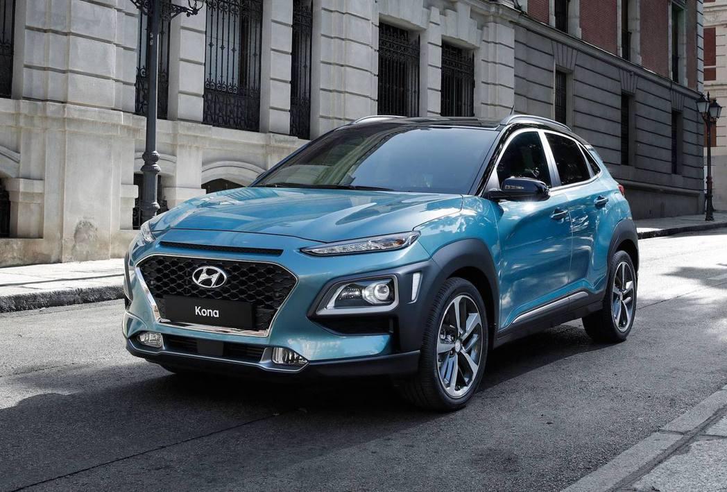Hyundai Kona即將當上N性能版本。 摘自Hyundai