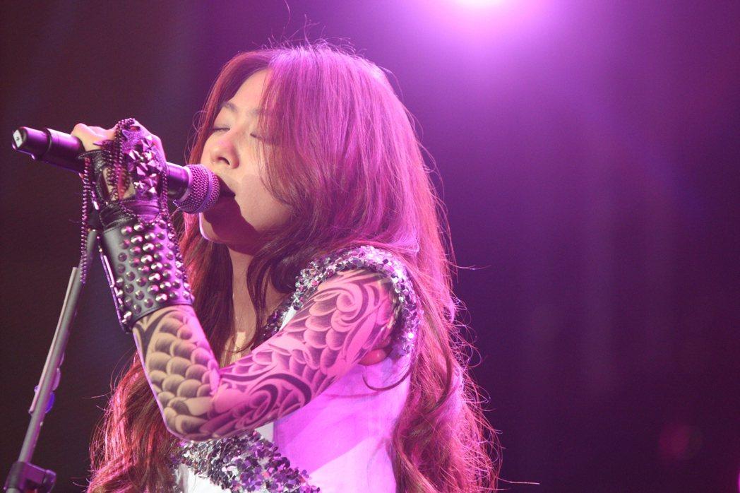 陳綺貞明年1月將連開3場演唱會。圖/添翼創越提供