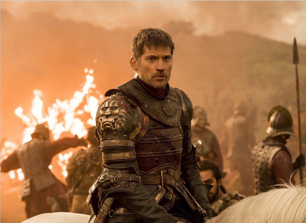 尼可萊寇斯特瓦杜暗示「冰與火之歌」最後一季演員可能要聽耳機提示才能知道台詞。圖/...