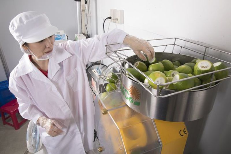 檸檬汁用獨家榨汁工法,去掉苦澀,再用煮沸過的山泉水及冰糖調出黃金比例。 葉俊宏