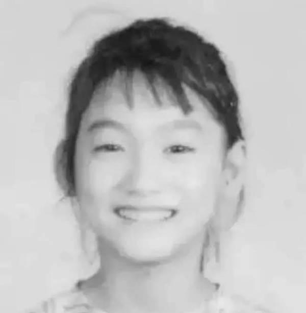 惠英紅小時候。圖/摘自微博