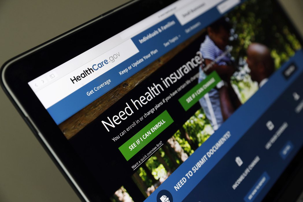 美國總統川普正在一步一步拆解歐巴馬總統的政績之一「歐記健保」。圖為一般人可上網購...