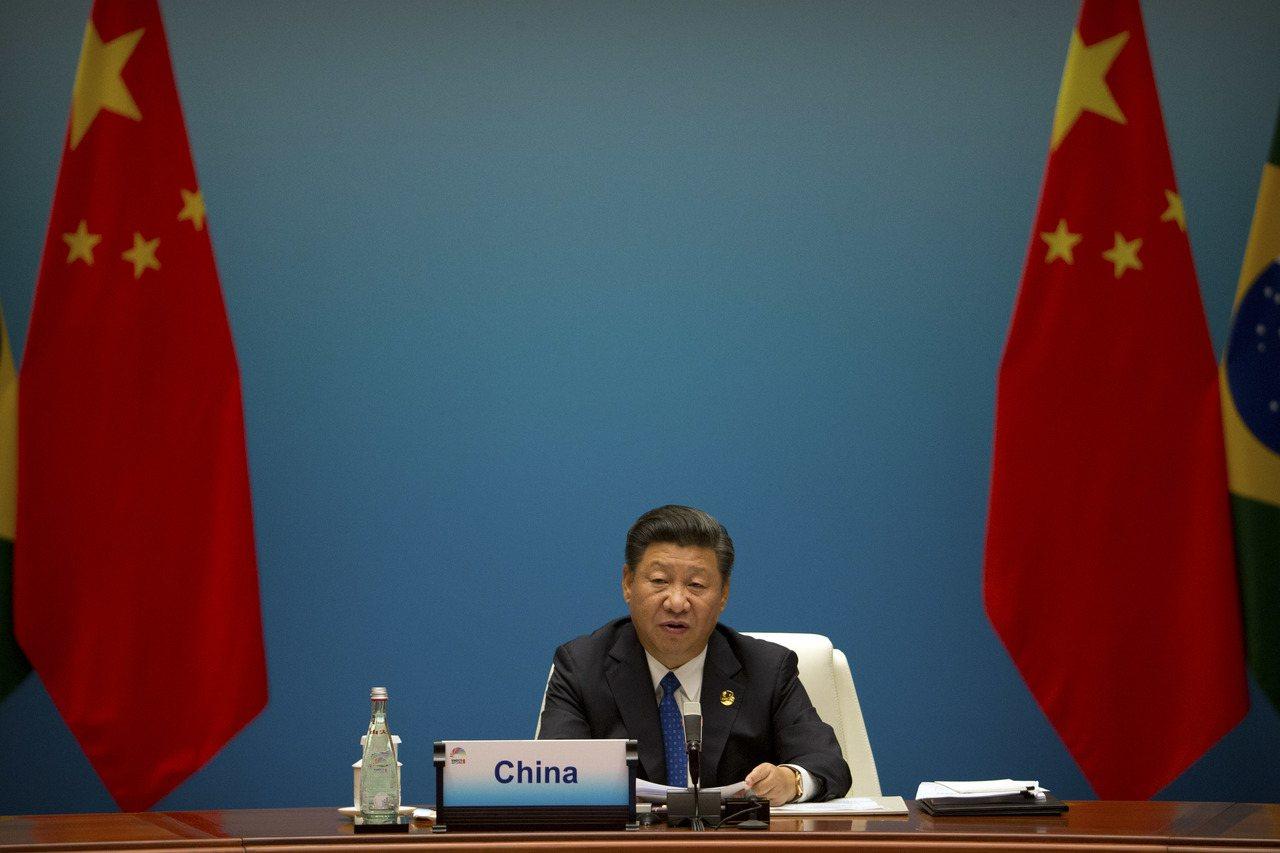 中共19大將近,國際媒體分析習近平要救亡中國共產黨。歐新社