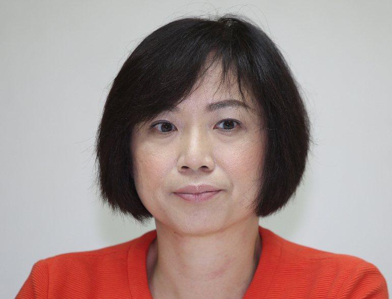 民進黨團書記長何欣純。 聯合報系資料照片/記者陳柏亨攝影
