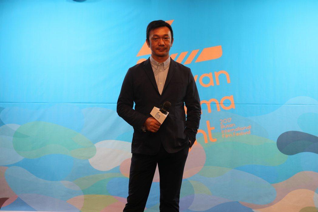 「大佛普拉斯」導演黃信堯。圖/國家電影中心提供