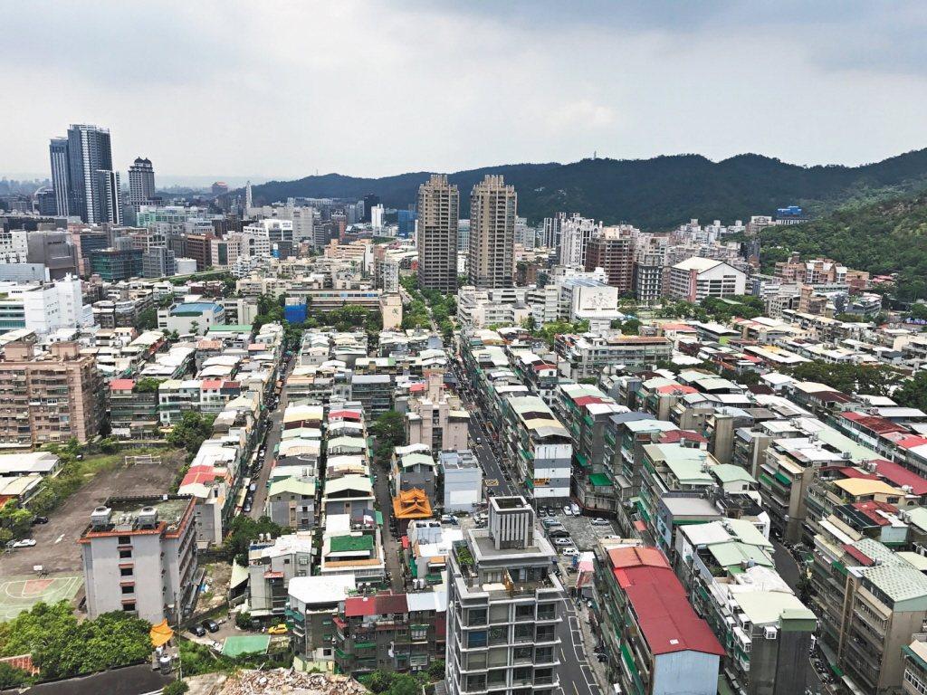 北市公寓。 記者游智文/攝影