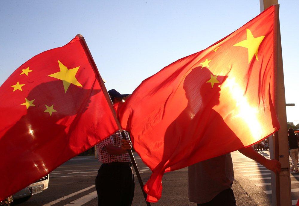 公共政策網路參與平台「禁止中國五星旗在台灣公開懸掛、展示、陳列出現」的提案已在2...