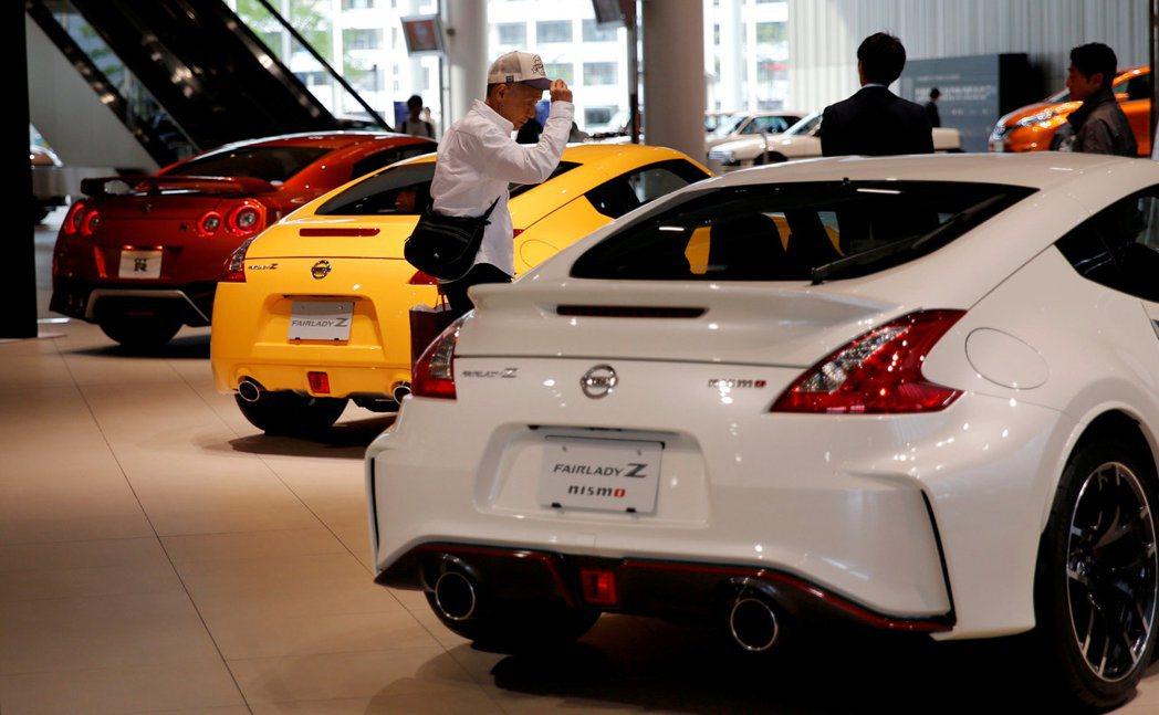 日本日產汽車因品管問題上月宣布召回120萬輛車檢修。 路透