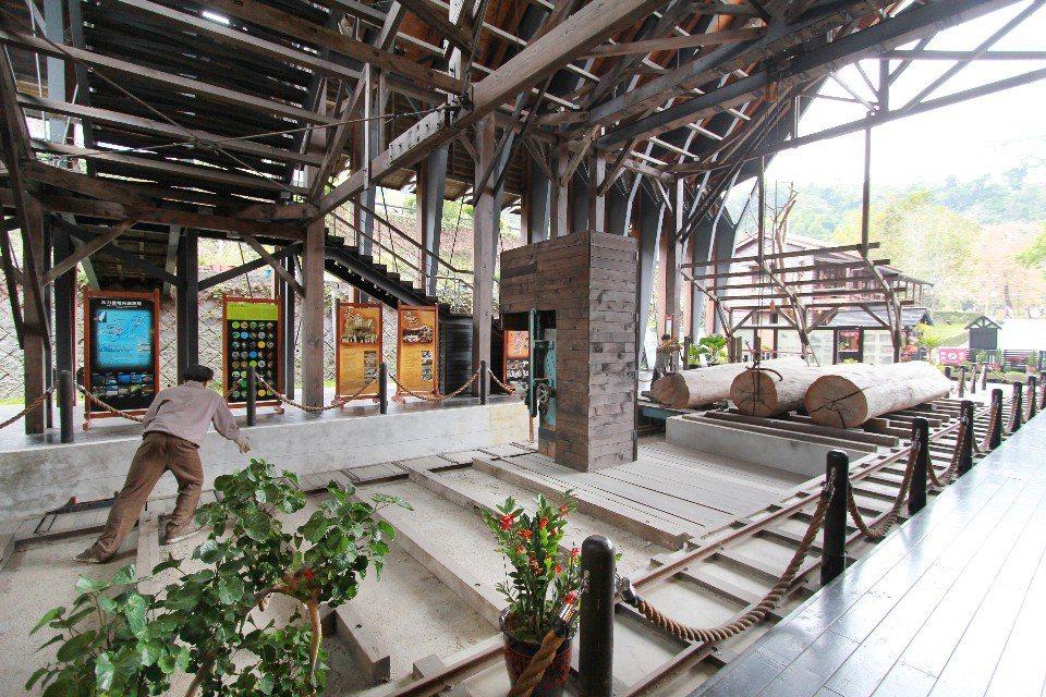 車程木業展示館。(提供/雄獅旅遊)