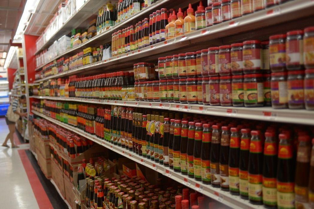 市售醬油。 圖/聯合報系資料照片