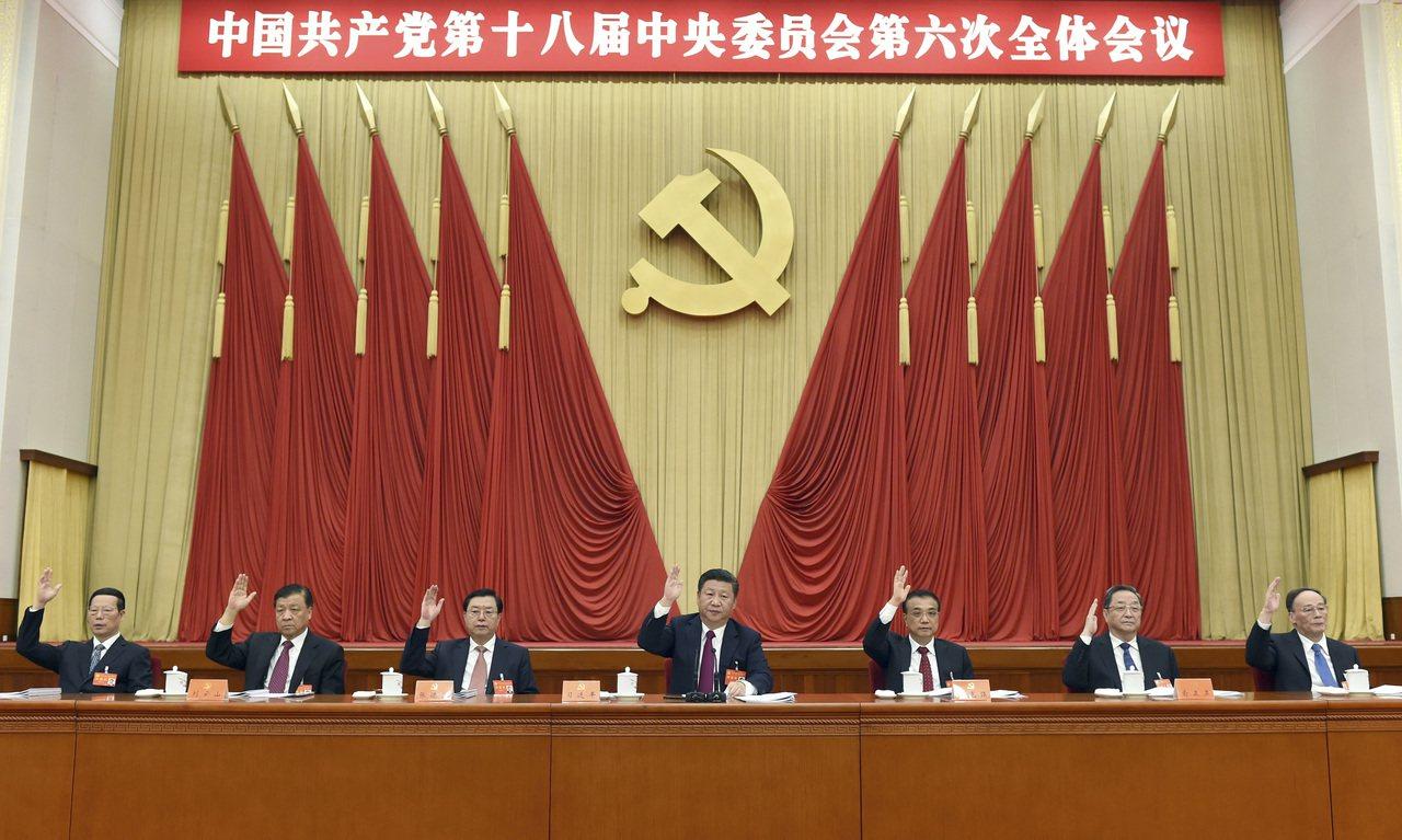 中共權力頂峰每五年一次的換屆或換代都有一些脈絡可循,本月18日即將在北京登場的中...