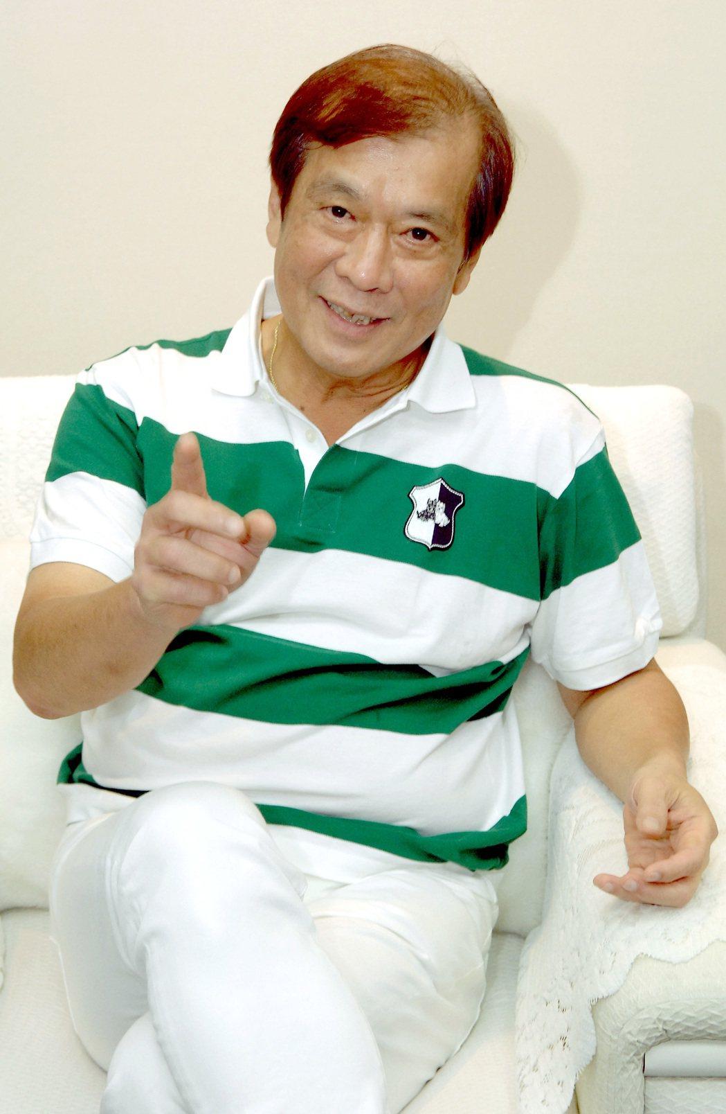 華視總經理郭建宏。圖/華視提供