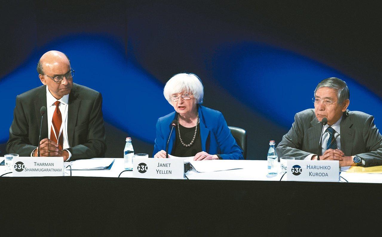 歐美央行首長預測 通膨疲軟不會太久