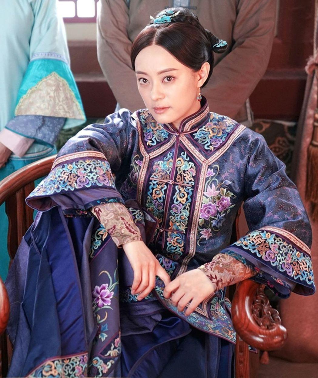 北京、上海女性喜歡被稱讚有品位、工作能力強。圖為大陸藝人孫儷。 圖/取材自微博