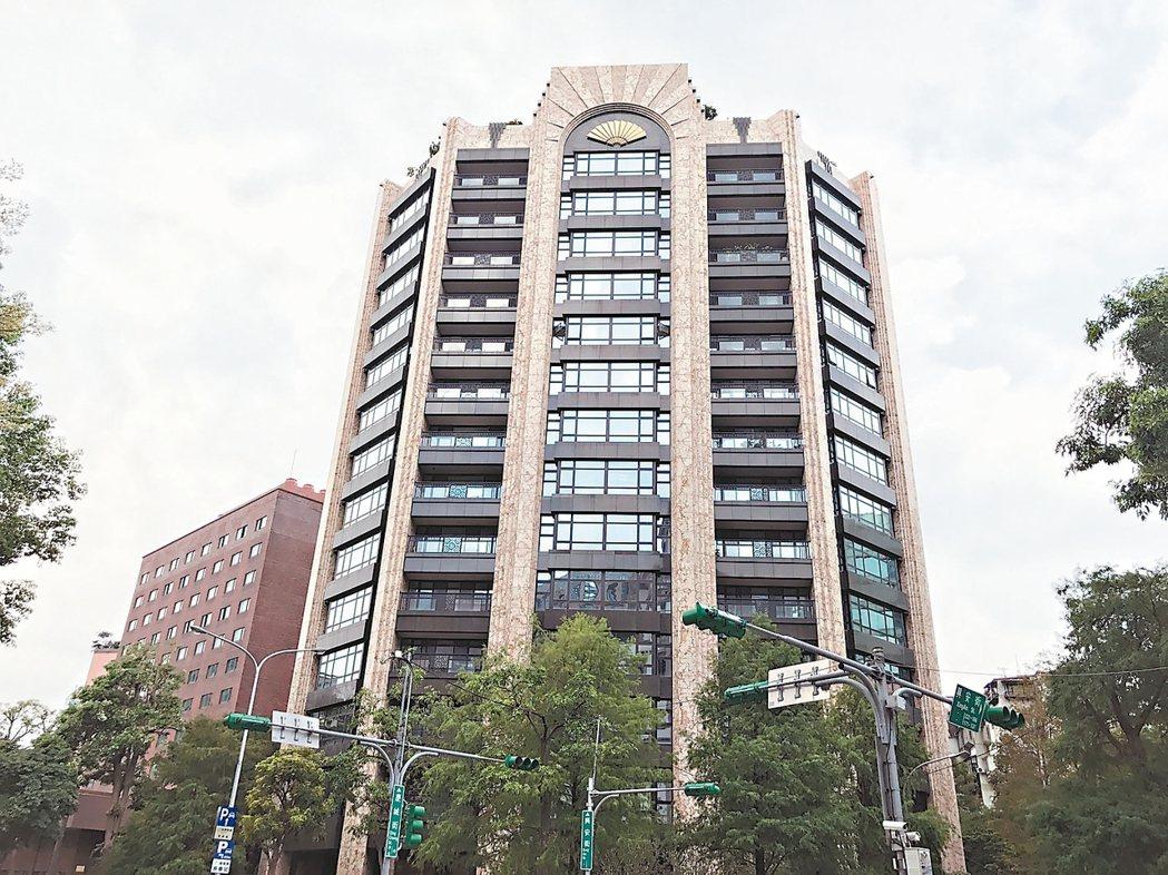 「文華苑」已成為高端租客指名度最高的社區。 (本報系資料庫)