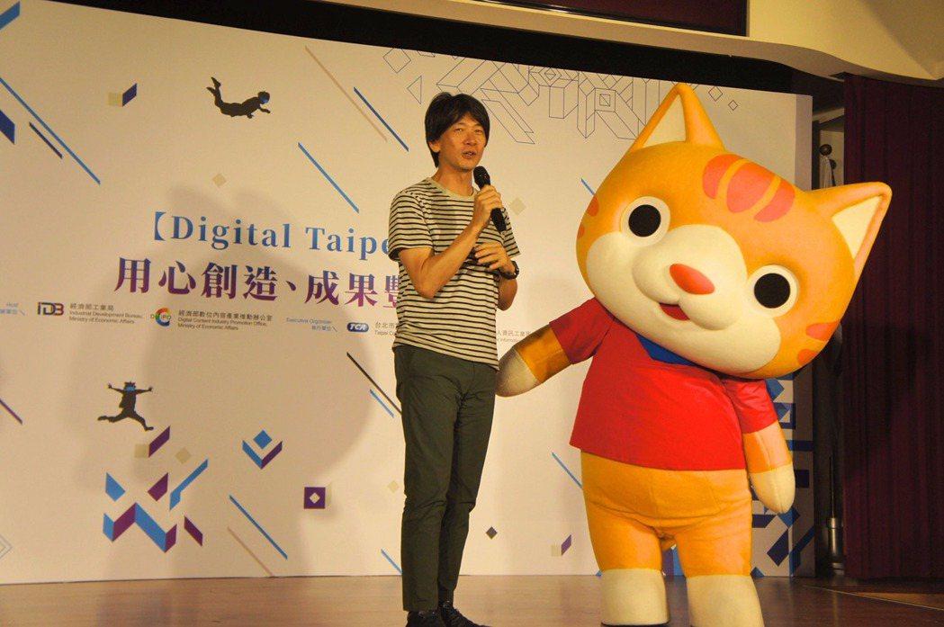 今年Studio2以《小猫巴克里》電影,睽違12年代表臺灣再度入圍金馬獎最佳動畫...