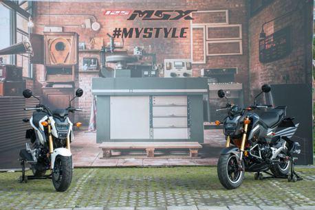 Honda MSX125 12.5萬玩樂搶市