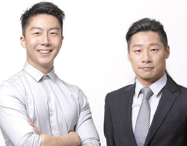 2018台北市議員世代交替,「超級新人」來勢洶洶,包括時代力量發言人吳錚(左)。...