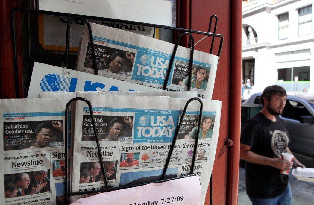 如果給人選邊站的印象,會損害事實查核媒體客觀、不偏不倚的形象。 圖/美聯社