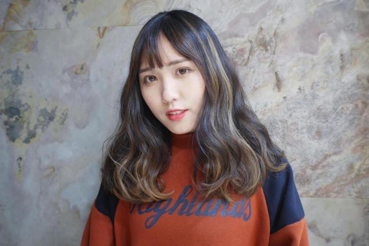 髮型創作/Aisa Chou。圖/HairMap美髮地圖提供