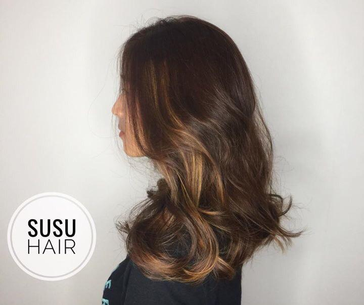 髮型創作/SUSU。圖/HairMap美髮地圖提供