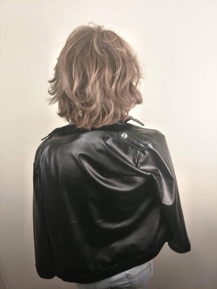 髮型創作/愛麗絲Alice。圖/HairMap美髮地圖提供