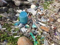 台南海岸垃圾90%自產! 海洋悲歌何時了?