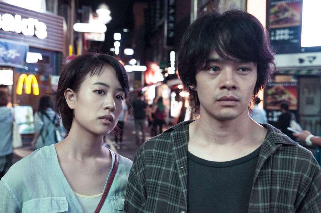 「東京夜空最深藍」由池松壯亮、石橋靜河主演。圖/高雄市電影館提供