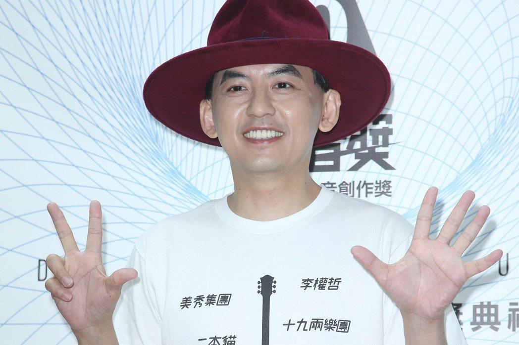 黃子佼將再次主持金音獎。記者陳瑞源/攝影