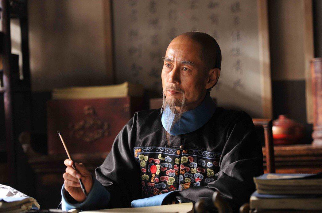 成泰燊主演「大清總督于成龍」聲名大噪。圖/緯來育樂台提供