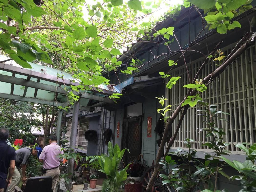 前國防部長俞大維曾暫居的溫州街22巷4號,文化界、教育界人士力挺該建築曾有許多名...