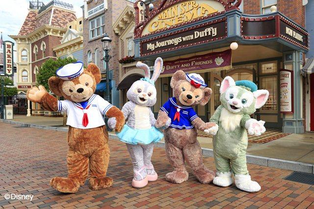 超人氣小兔StellaLou已經登陸香港迪士尼樂園! 圖/香港迪士尼樂園 提...