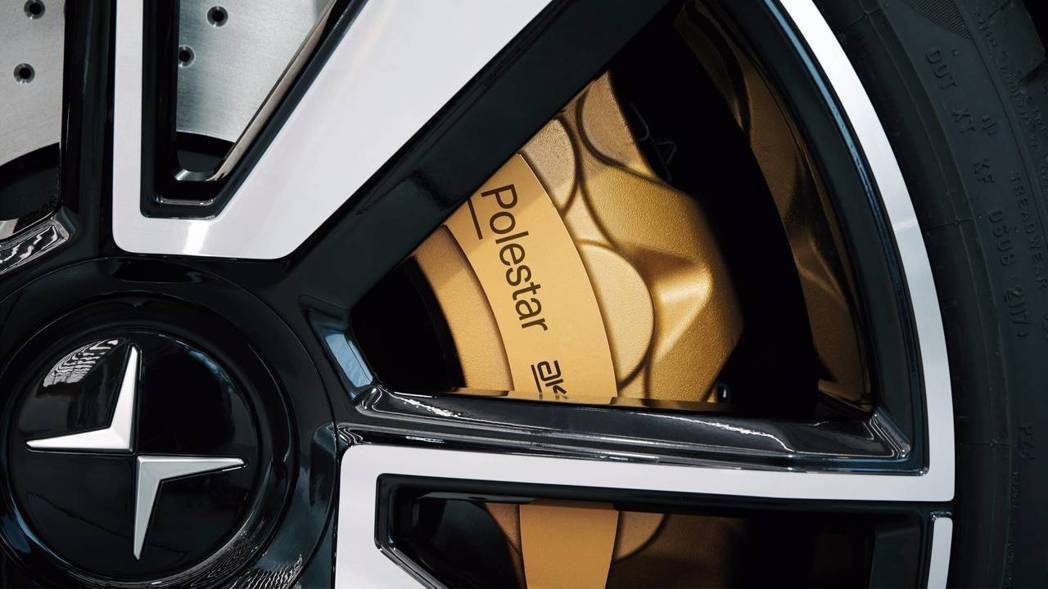 Polestar 1 要等到2019年中才會上市。 摘自Polestar