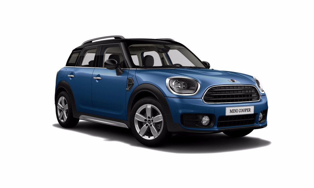 新一代MINI Countryman。 圖/MINI提供