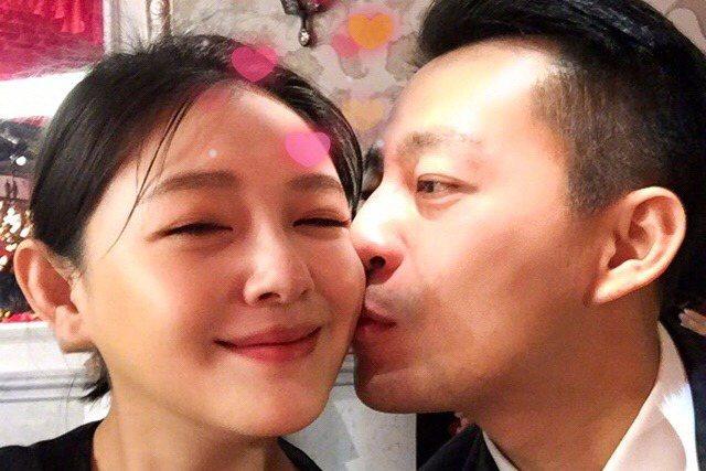 閃炸!大S隔空誇老公汪小菲,直呼「這就是我非他不嫁的原因」。 圖/擷自微博。