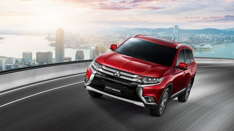 晚買享配備 Mitsubishi Outlander新年式車款再升級