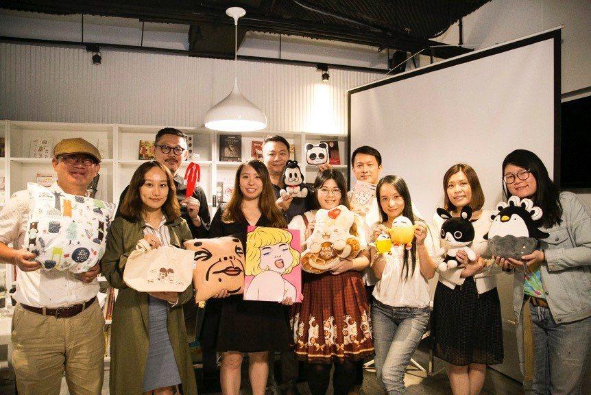 「Fresh Taiwan台灣原創館」於去年展會期間,創下亮眼授權佳績。(圖/文...