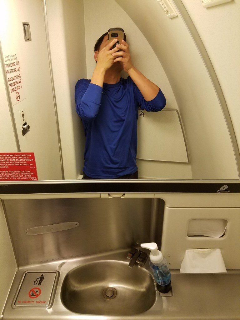 廁所洗手台。圖文來自於:TripPlus