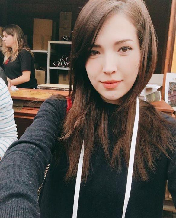 許瑋甯終於有新男友。圖/摘自臉書